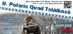 II.Polaris Quad Találkozó, IV.Quad Maraton futam