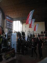 ...és ott voltunk Prágában és Pozsonyban is a 2014. évi, nyitó seregszemlén!