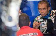 A hét elszólása: Rossi a Ducatinál