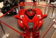 Háromkerekû Ferrari
