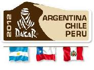 Dakar Rally 2012.