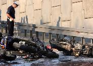 Tragikus baleset Lengyelországban