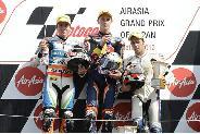 MotoGP eredmények, Motegi- Japán.