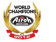 2012. Airoh világbajnokai