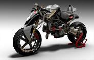 Meglepő Ducati koncepció