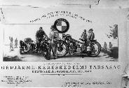 A magyar autó- és motorkerékpár-kereskedelem hőskora