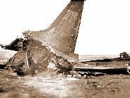 Egy Malév gép kataszrófája.