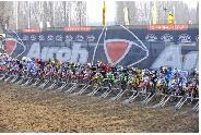 Mantova, Starcross, szezonkezdő parádé.