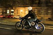 Mire ügyelj, ha éjszaka motorozol!