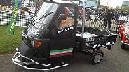 Mach-V: a legbetegebb olasz sportgép