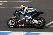 Suzuki újra a MotoGP-ben.
