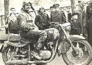 Elment az egyik legnagyobb magyar motoros Legenda.