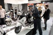 Vespa-másolatokat foglaltak le a rendőrök Milanoban