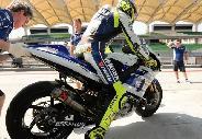 Rossi az élen...de hova tűnt Marc Marquez?