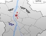 Új harcálláspont a Lehel Úton, Budapesten