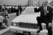 Nem mindennapi történet: A Chrysler autógyár megmentője