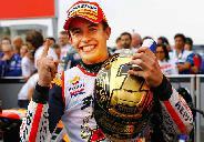 Marquez másodszor is MotoGP világbajnok