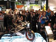 EICMA érdekességek: Elektromos Harley