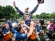 Coma ötödször nyerte meg a Dakar Rallyt