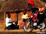 Soha vissza nem térõ lehetõség: motorozz Afrikába!