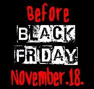 Black friday másként