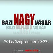 Bazi Nagy RMC Vásár, 2019