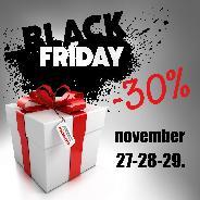 November 27-én Black Friday lesz!