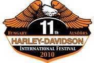 11. Nemzetközi Harley-Davidson Fesztivál 2010. június 13-20. Alsóörs.