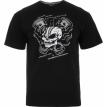 CHOPPERS DIVISION rövidujjú póló, X-Skull