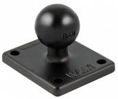 Ram Mount rögzítő talp Garmin/TomTom GPS-ekhez