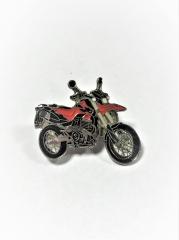 Jelvény Honda FMX