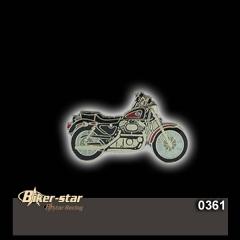 Jelvény Harley-Davidson Sportster 1200XLH