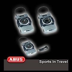 """ABUS univerzális táskalezáró """"In Travel 203/90"""""""