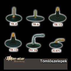 Kenda 18- 2.50/-2.75 TR-4  gumibelső egyenes szeleppel