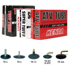 Kenda 17-4,50/5,30 TR-6 gumibelső egyenes szeleppel