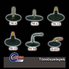 Kenda 12-26x12.00 TR-13 gumibelső quad egyenes szeleppel
