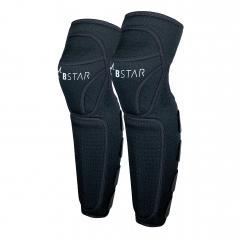 B-STAR hosszú, protektoros, neoprén térd és lábszárvédő, PRST1