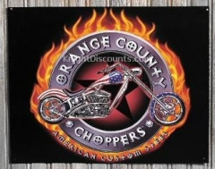 Orange County Choppers Tábla
