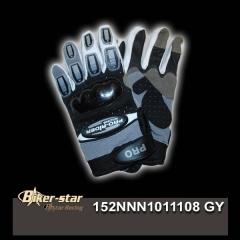 B-STAR  protektoros textil gyerek kesztyű,ST1011