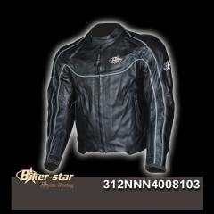 B-STAR bőrkabát (cruiser-sport)