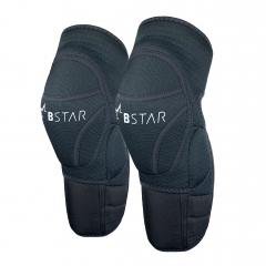 B-STAR félhosszú, neoprén térdvédő intelligens protektorral, PRST2
