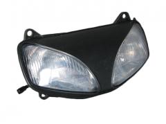 Honda NSR 125 R első lámpa