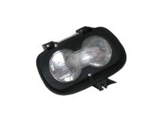 MBK Booster első lámpa