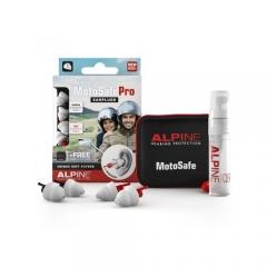 ALPINE premium, zajszűrős füldugó motorosoknak