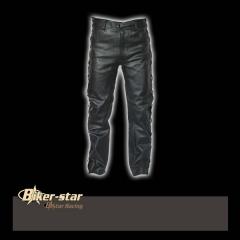 B-STAR fűzős bőrnadrág
