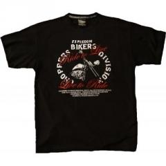 CHOPPERS DIVISION rövidujjú póló, Freedom