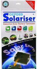 OXFORD napelemes akkumulátor töltő