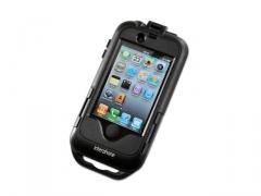 Interphone tartó iPhone 4-hez   (burkolt kormányra)