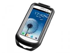 Interphone tartó GALAXYS3-hoz   (burkolt kormányra)