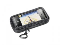 Interphone tartó okostelefonokhoz   (burkolt kormányra)